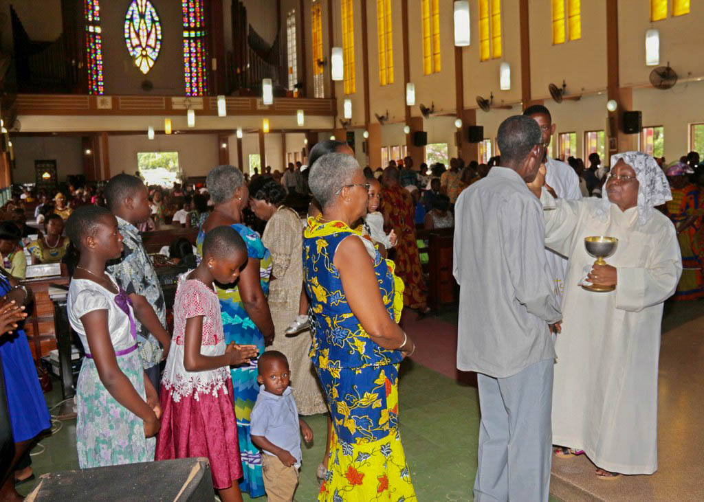 Holy Spirit Cathedral Accra Mothers Day 2018 28