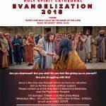 Evangelization September 2018