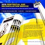 Penitential and reconciliation service